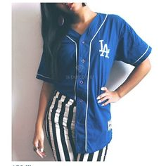 #Vintage #LA #Dodgers #Baseball #Jersey available now at www.shopsupercolour.com