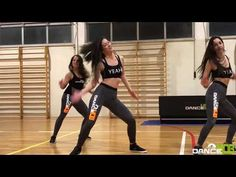 (52) ELLA QUIERE HMM HAA HMM | ZUMBA FITNESS® | DANCE MOB - YouTube
