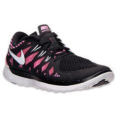 big sale d45ce d2a7b Nike Free 2014 Womens Black Metallic Silver Pink Glow 644446 001 com cheap nike  shoes