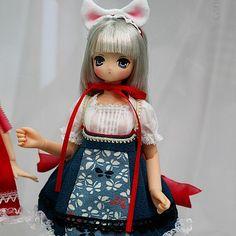 #えっくすきゅーと  #excute10th祭  #doll