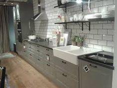 19 beste afbeeldingen van grijze keukens grey kitchens decorating
