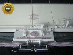 Brother Chunky Punch card Knitting Machine KH 260 For Sale - machine4u