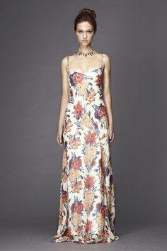Winter kate sweet rose maxi dress
