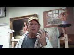 AMATEURISH PAINTINGS? 3 CURES: oil painting techniques acrylic painting techniques