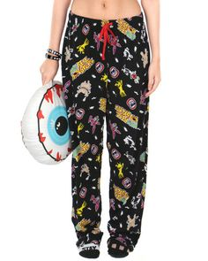 REAL MONSTERS LOUNGE PANT at Shop Jeen - SHOP JEEN