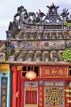 UNESCO SITE: Hoi An Ancient Town, Vietnam.