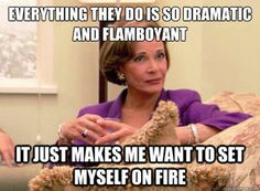 This is why Lucille Bluth is my favorite character.