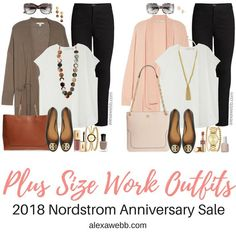 b689aa689d9 2018 Nordstrom Anniversary Sale - Plus Size Work Outfits