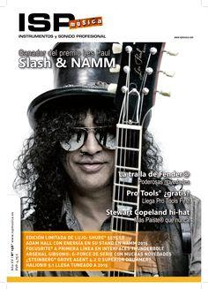 Descarga gratuita en PDF. Últimas portadas Revista ISP Música. Madrid. España.