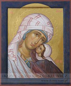 Święta Anna z Matką Bożą/ Saint Ann with Mother of God Orthodox Icons, Saints, Princess Zelda, God, Fictional Characters, Catholic, Dios, Allah, Fantasy Characters