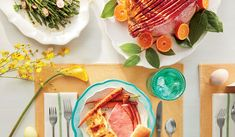 Make your Easter meal Spring-tacular