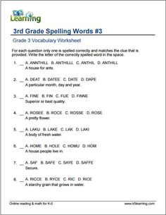 Blank Grid Worksheet Pdf Adverbs Worksheets  Grade  Sample  English  Pinterest  Mixed Rounding Worksheets with Maths Worksheets Grade 8 Use These Grade  Vocabulary Worksheets To Learn New Words Practice And  Improve Vocabulary Alphabetizing And Spelling Common Core Worksheet