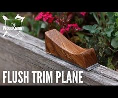For me, the flush trim plane gets the most use out of all my planes. While block planes certainly do get used for most projects, every time I do a glue up that has...