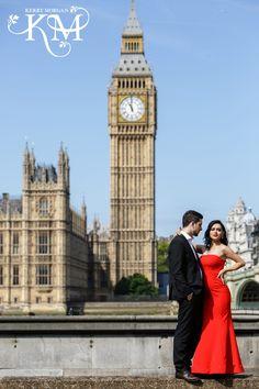Big Ben engagement shoot Engagement Photographer Kerry Morgan #london #engagement #londonphotographer