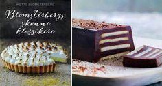Konditor Mette Blomsterberg er aktuel med sin nye bagebog, Blomsterbergs Skønne Klassikere, hvor hun har samlet over 100 opskrifter på det lækreste bagværk. Du får 5 opskrifter fra bogen her…