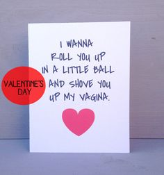 """Step Brothers """"Roll you up in a little ball"""" by perksofaurora, $3.75  Step Brothers, Step Brothers Movie, Step Brothers quotes, romantic card, anniversary card, greeting card, funny card"""
