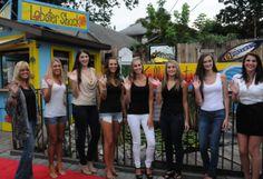 Jersey Shore Premier Fashion Show Model Casting