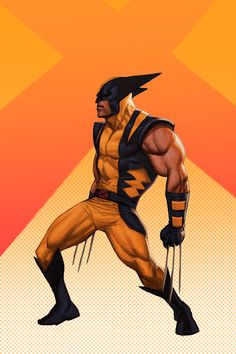 Wolverine Wednesday - 18 by *reau