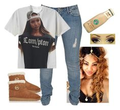 """""""What do u think?"""" by destinylove66 ❤ liked on Polyvore featuring MICHAEL Michael Kors, Rampage, women's clothing, women, female, woman, misses and juniors"""