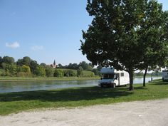 RV Park Main-Donau-Kanal Recommended by www. Main Donau Kanal, Motorhome Conversions, Motorhome Interior, Rv Parks, Maine, Camper, Golf Courses, Country Roads, Europe