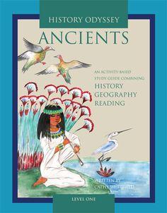 Secular history program for elementary through high school: History Odyssey from Pandia Press