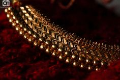 #Thushi #indian #jewellery #india #marathi #gold #tradition #chokerbali #necklace