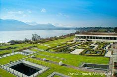 Hotel Europe overlooking Lake Leine near Killarney, County Kerry (photo by David Clynch Photography)