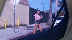 Teen prostitution on Figueroa St.