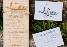Rustic Wedding Invitations That Might Work for You