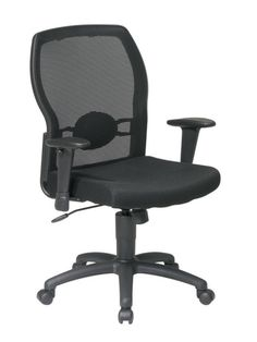 Global Ibex MVL 2803 Office Multi Tilter Chair With Mesh Back Available For