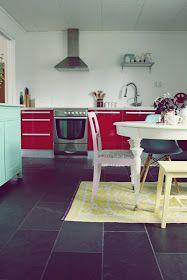Ralfefarfars paradis: Kjøkken: Farvel til øya....