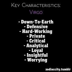 Zodiac Signs Personality virgo   year ago with 2,353 notes — via zodiaccity