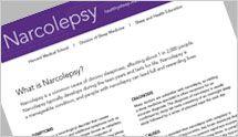 Understanding Narcolepsy - Harvard Medical School