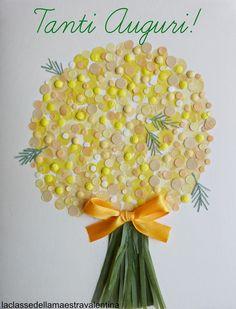 Auguri a tutte le donne creative, alle mamme, alle maestre....................    Maestra Valentina