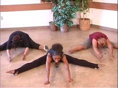 A capture for my DVD Low Impact Praise Dance Fitness