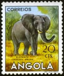 Angola/Elephant