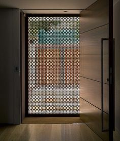 80 Stunning Privacy Screen Design for Modern Home Screen Design, Main Door Design, Front Door Design, Window Grill Design Modern, Grill Door Design, Gate Design, Design Design, Design Trends, Unique Front Doors