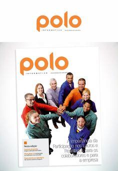 Cliente: Marcopolo Material: Logomarca Informativo Polo Agência: BAG propaganda