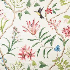 Buy Sanderson Clementine Furnishing Fabric Online at johnlewis.com