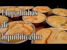 Empadinhas de Liquidificador (por Fernando Couto)