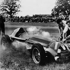 Giuseppe Farina 1951 #F1 #Race #Car #Legend #Champion #Helmet #Coche #Racing #GrandPrix #Auto #Best #F4F #Follow4Follow #Number1 #Driver #Cars #Fast #Like4Like #Speed #Wheels #Circuit #Formula1 #Formulaone #Formulauno #Motorsport #Motorsports #GrandPrixJokes #F1_Siglo_Xxi