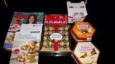 SPEISENundREISENtest: 31.10.14 Basteln mit Ferrero