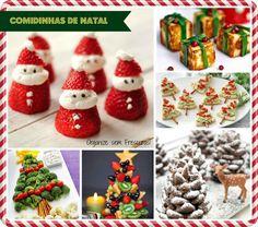 Organize sem Frescuras | Rafaela Oliveira » Arquivos » Comidinhas Natalinas para servir com charme e criatividade