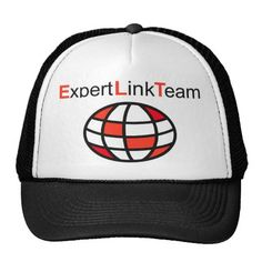 Expert Link Team Logo Trucker Hat