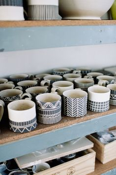 See more of our studio visit with the talented Jessica Wertz. (Photo by Harry Glazier)