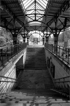 built: autumn 1913 Trainstation Geldrop, Noord Brabant, The Netherlands. Auteur: Frank van de Loo