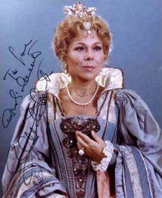 Soprano Renata Scotto as Desdemona in Verdi's Otello.