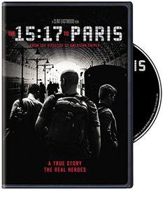 The 15: 17 to Paris (DVD)