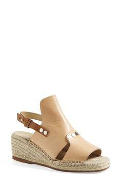 rag & bone 'Sayre II' Espadrille Wedge Sandal (Women) available at #Nordstrom