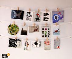 Deko Cards-  15 coole miniprints